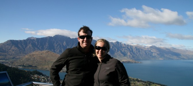 NZ South Island Driving Holiday